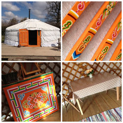 Furzeclose Yurt