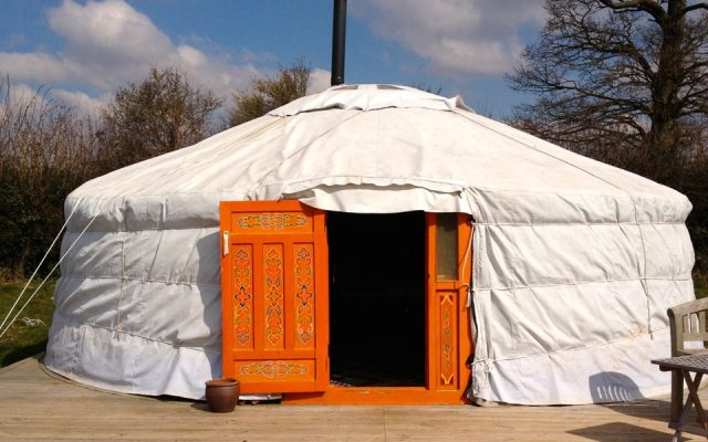 Our Yurts