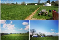 Somerset Yurts – Season Four!