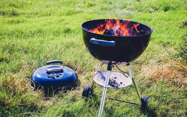 BBQ and Toasted Marshmallows!
