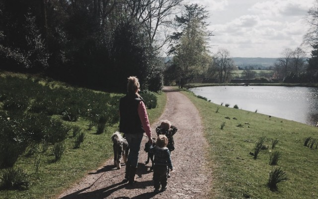 Spring Adventures at Hestercombe Gardens