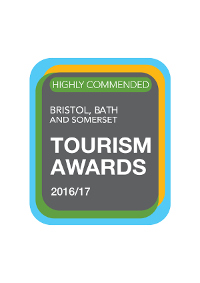 Somerset Tourism Awards - Highly Commended