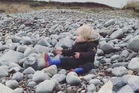 Fossil Hunting at Kilve Beach