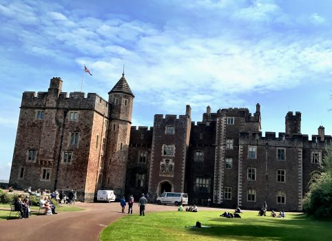 Dunster Castle: a fab day out with the kids