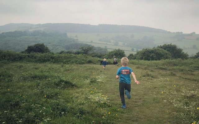 Exploring the Quantocks – Cothelstone Hill