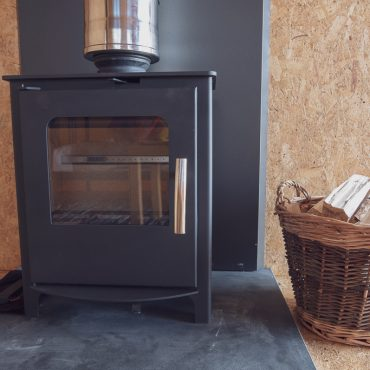 Fantastic multifuel woodburner